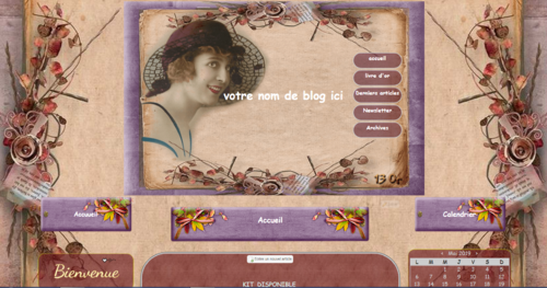 Vintage automne