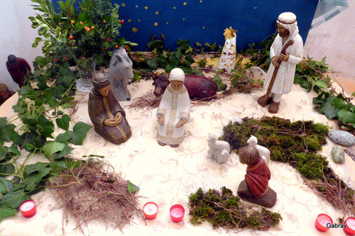 Noël: des crèches ...