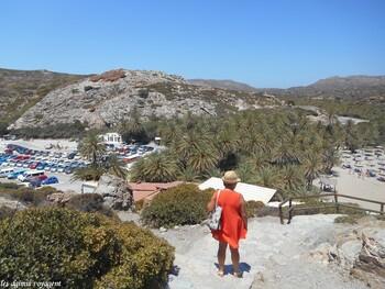Vaï et Itanos Beach