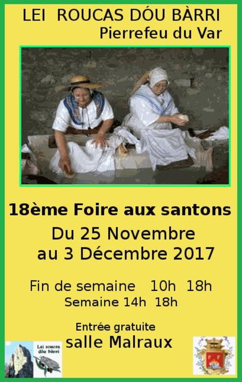 Foire aux santons 2017