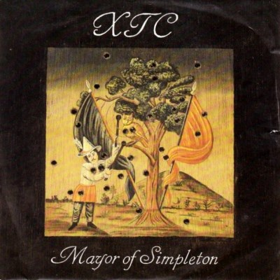 XTC - Mayor Of Simpleton - 1989