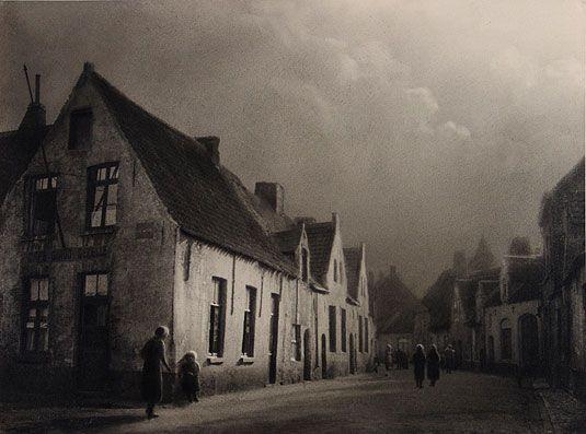 Le Vieux Bruges: