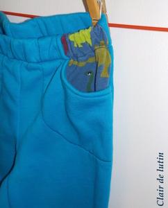 Pantalons de sport encore