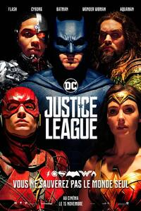 Justice League : Après avoir retrouvé foi en l'humanité, Bruce Wayne, inspiré par l'altruisme de Superman, sollicite l'aide de sa nouvelle alliée, Diana Prince, pour affronter un ennemi plus redoutable que jamais. Ensemble, Batman et Wonder Woman ne tardent pas à recruter une équipe de méta-humains pour faire face à cette menace inédite. Pourtant, malgré la force que représente cette ligue de héros sans précédent – Batman, Wonder Woman, Aquaman, Cyborg et Flash –, il est peut-être déjà trop tard pour sauver la planète d'une attaque apocalyptique… ----- ...  Origine : Américain Réalisation : Zack Snyder Durée : 2h 00min Acteur(s) : Ben Affleck,Henry Cavill,Gal Gadot Genre : Action,Science fiction Date de sortie : 15 novembre 2017 Critiques Spectateurs : 4,1
