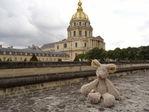 Quand Minizup'tite découvre Paris