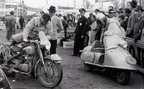 Le trial en scooter ? Pourquoi pas ! (3)