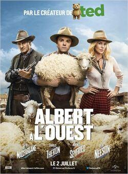 [Télé] Albert à l'ouest