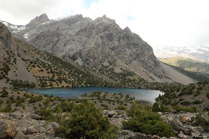 Lac Alaoudin, Tadjikistan