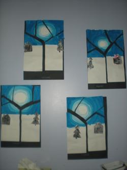 Les arts dans ma classe...