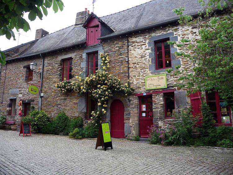 Il était une fois un voyage 2010 - Mollac (Morbihan)