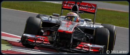 GP Allemagne : Essais libres 2 - Button 8°, Hamilton 19°