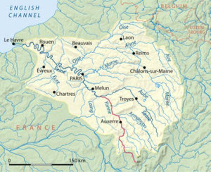 Pont sur Yonne : logo, plan et photo aérienne