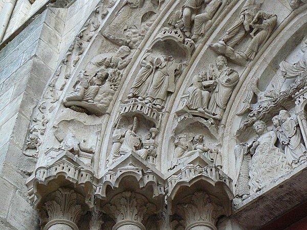 Cathédrale de Sens - détail