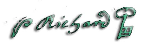 Signature d'un Maïtre Serrurier