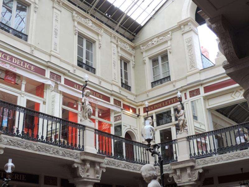 Le Passage Pommeraye de Nantes, restauration