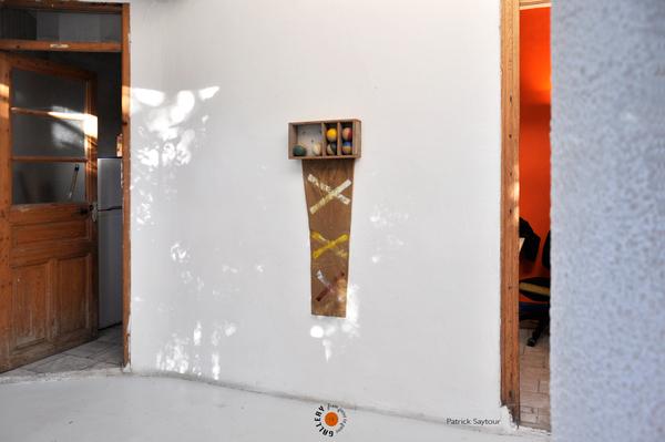 Patrick Saytour Artiste Jeans PointtoPoint-Galerie