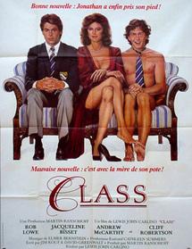 CLASS BOX OFFICE FRANCE 1983