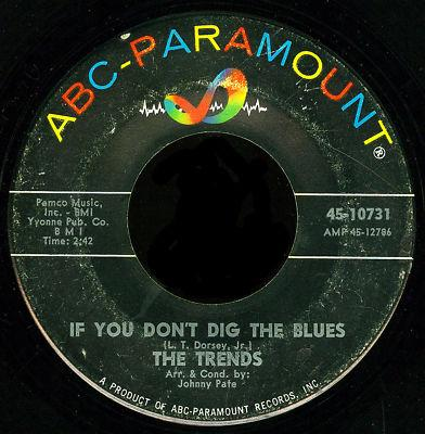 THE TRENDS - if you don't dig the blues