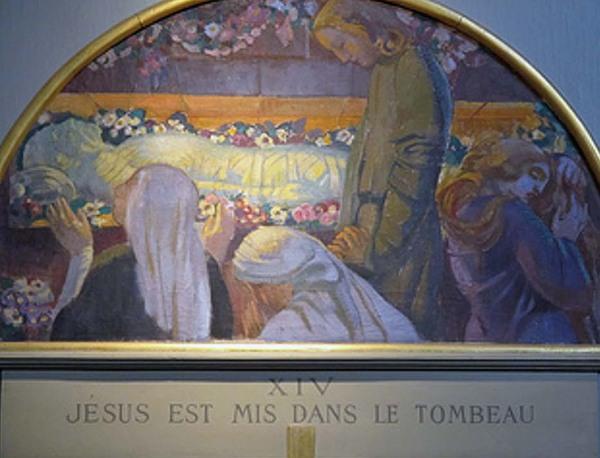 Randonnée en forêt de Saint-Germain en l'Haye et visite du Musée Maurice Denis