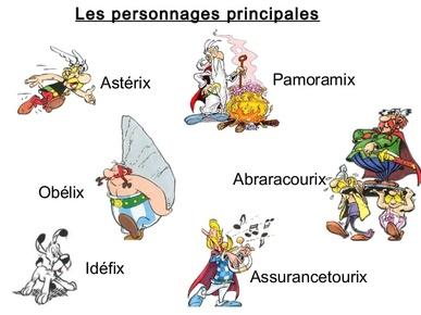 Astérix et Obélix...