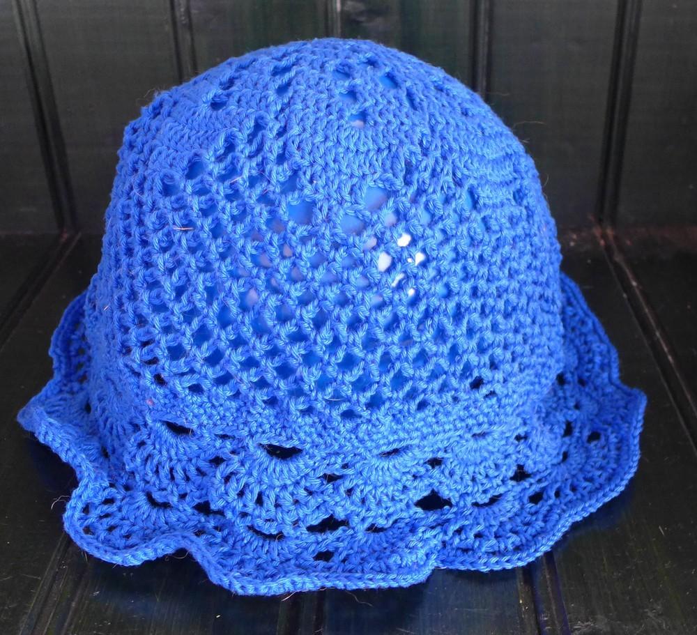Mes chapeaux d'été au crochet...