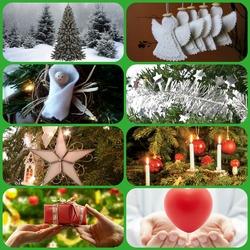 L'Arbre de Noël Raconte la Naissance de Jésus