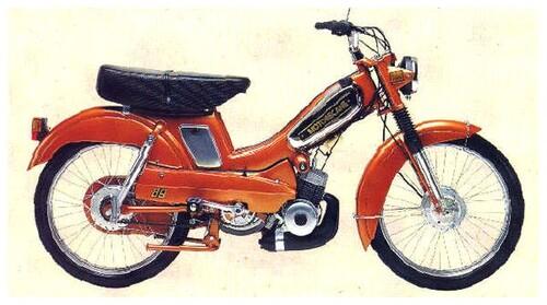 La mobylette - 1949