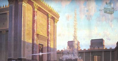 Le troisième Temple sera t-il bientôt reconstruit ?