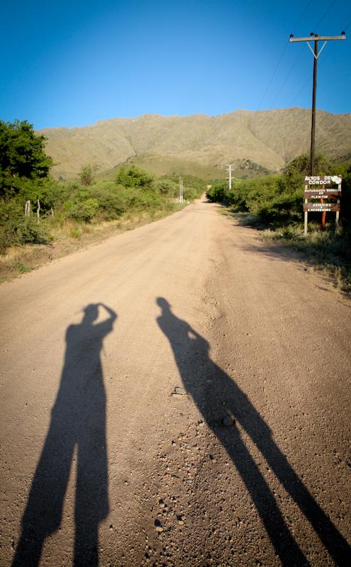 Altos del condor, premiers jours