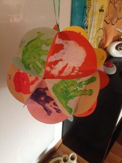 Les globes de Patricia