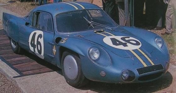 Alpine (1966-1967)