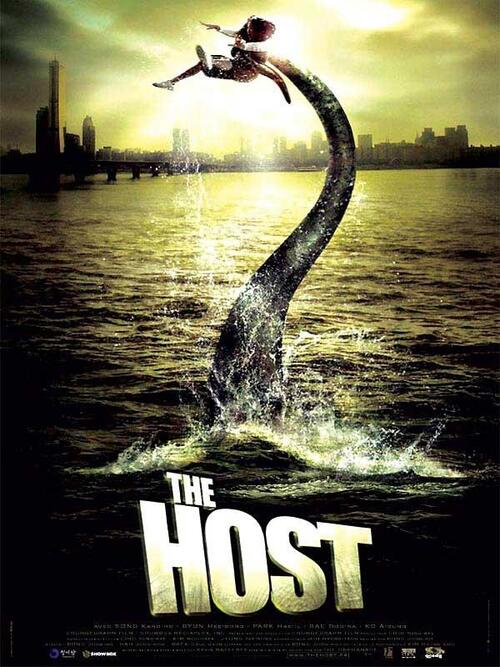 "Bonsoir a l'honneur : "" The Host """
