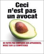 Avocats-vinaigrette