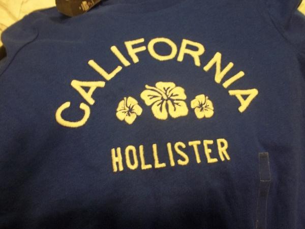 Chez Hollister.