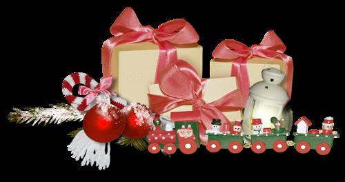 Ornements de Noël Série 5