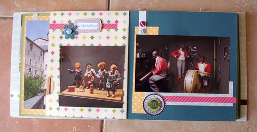 Album faux bois