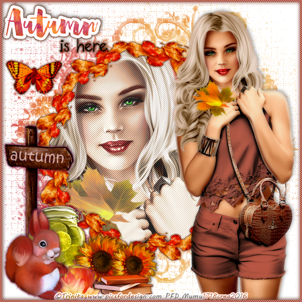 tuto spécial automne RoseSong