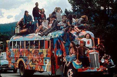 Metalleux avec un coeur de Hippie...