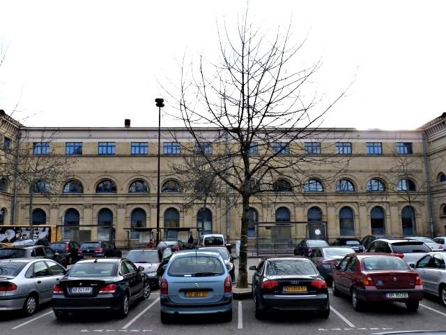 L'ancienne gare de Metz 18 02 01 2010