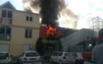 La Possession: Une ancienne crèche ravagée par les flammes