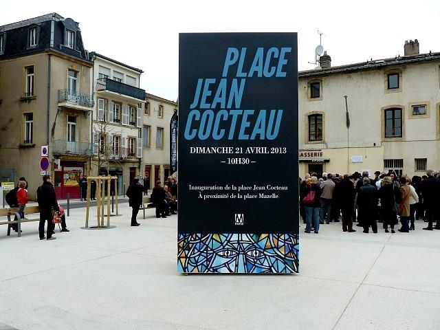 Place Jean Cocteau Metz 6 Marc de Metz 22 04 2013