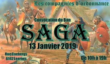 Saga 13 janvier 2019