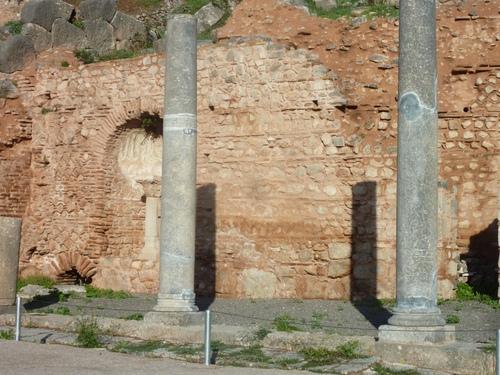 Delphes : le sanctuaire d'Apollon