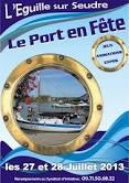 Le Port en Fête, les 27 et 28 juillet 2013