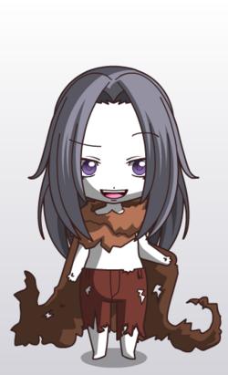 Nécrophagia: ????? (les personnages de mes mangas #7)