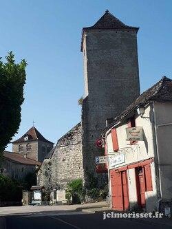 E 43 de Martel à Rocamadour