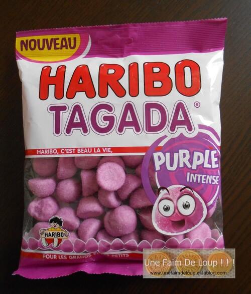 "Fraise Tagada ""Purple"""