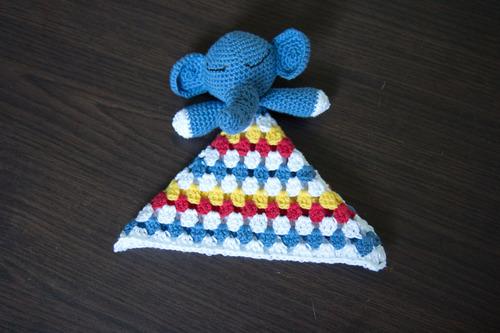 Mylène - Crochet : Un doudou granny