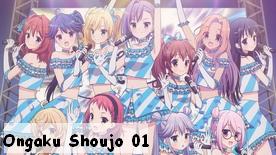 Ongaku Shoujo 01 New!