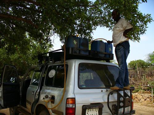 circuler en voiture en Ethiopie, une aventure
